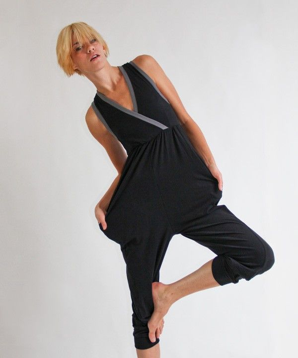 toulouse yoga workout jumpsuit by prancing leopard hairstylist 101 yoga jumpsuit yoga dress. Black Bedroom Furniture Sets. Home Design Ideas