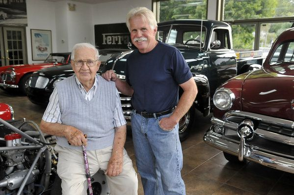 Portland Man S Passion Is Chasing Classic Cars Discovery