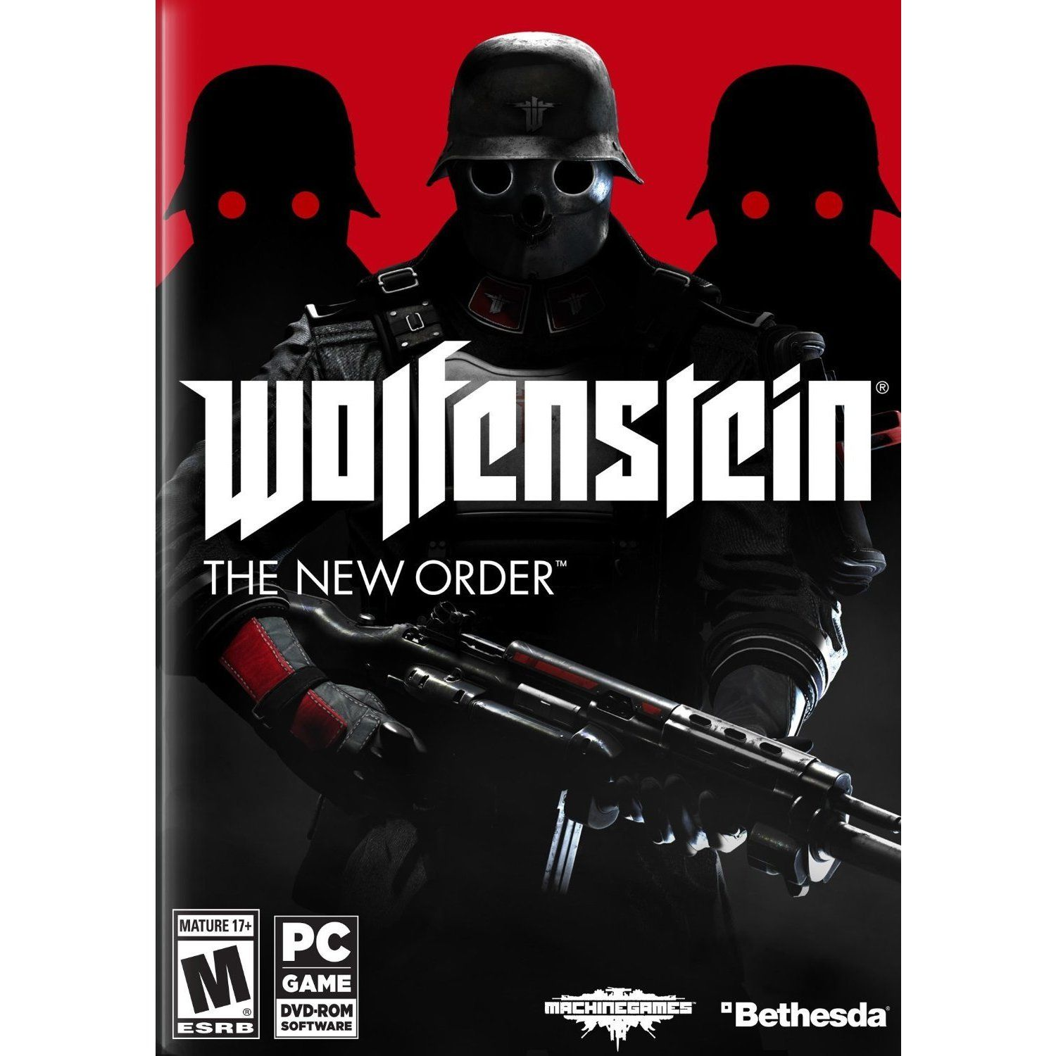 PC - Wolfenstein The New Order