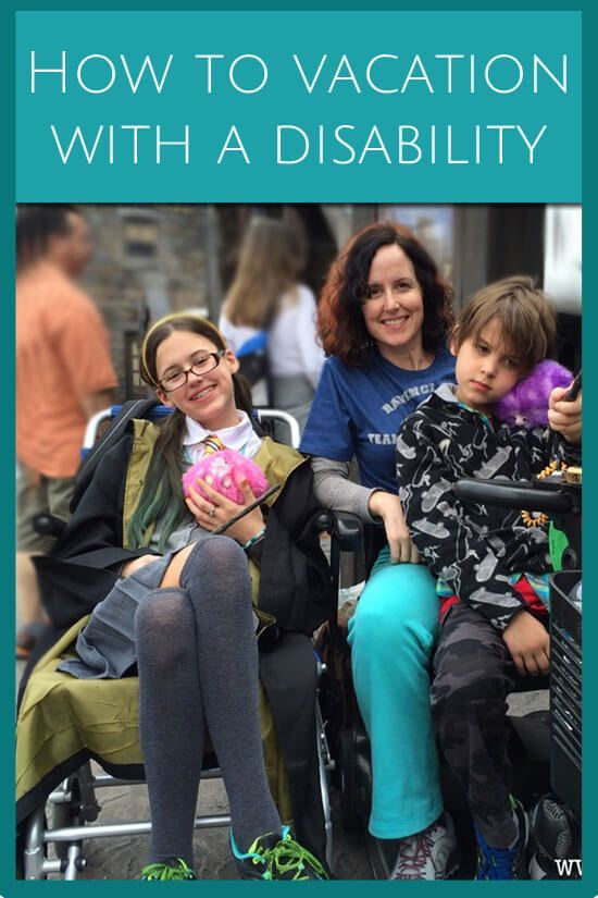 How to Vacation With a Disability