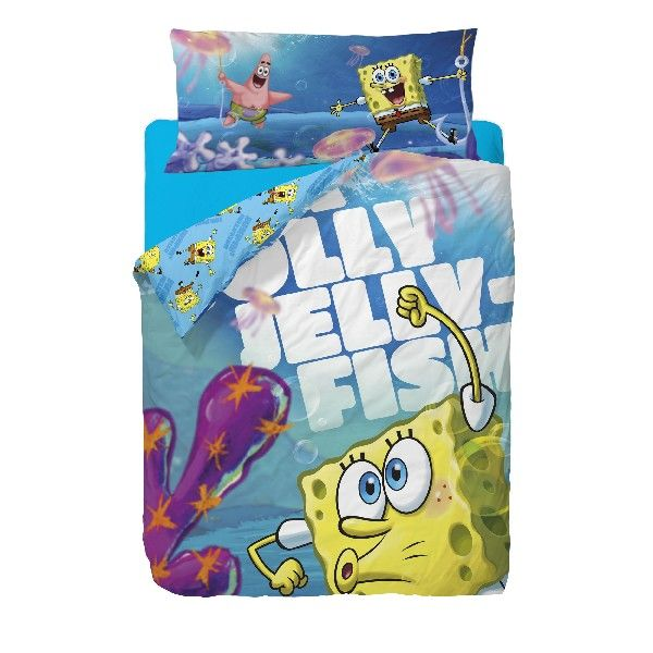 Bob Esponja Funda Nordica.Funda Nordica Jellyfish Bob Esponja Bags Y Diaper Bag