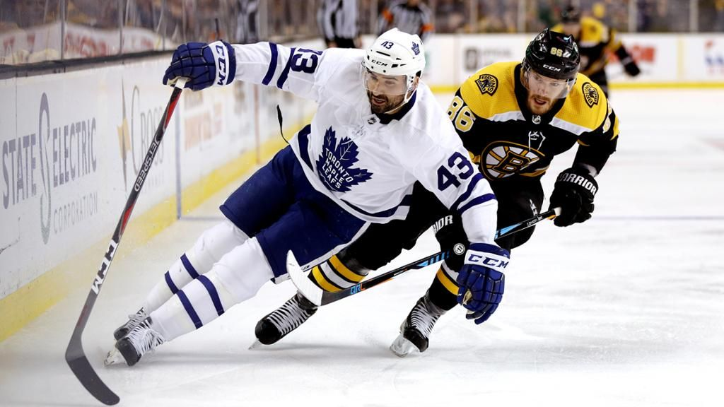 The TORONTO and the BOSTON will both be gunning for a