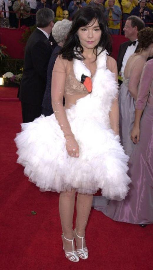 Ugly prom dresses fashion police oscars