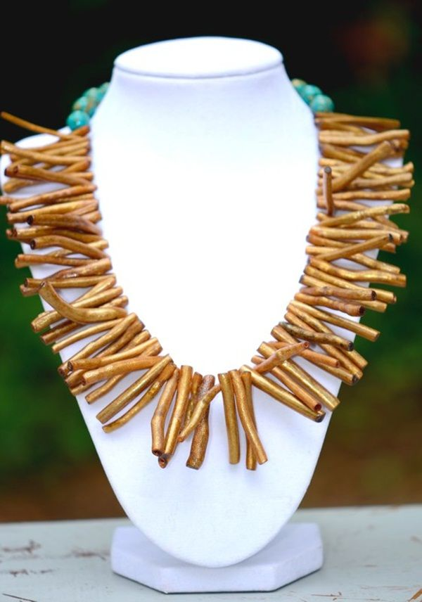 @Marquin Designs Golden Path Necklace