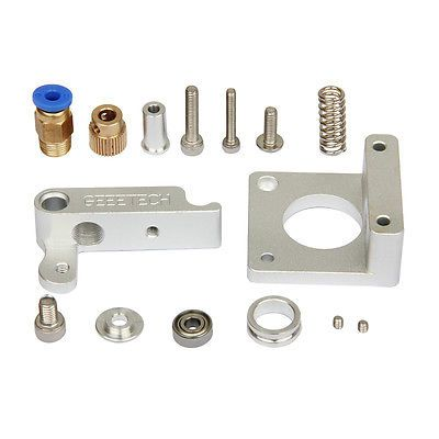 Details Zu Mk8 Extruder Base Block Aluminum Frame Block Diy Kits For