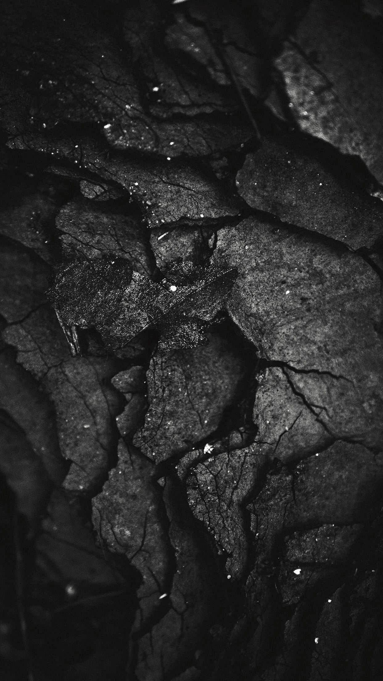 Black glitter iPhone wallpaper from Uploaded by user
