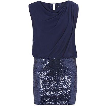 Jakes dunkelblaues kleid