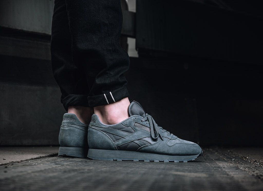 """834bc93d330 Reebok Classic Leather Urban Descent Pack """" Industrial Alloy"""""""