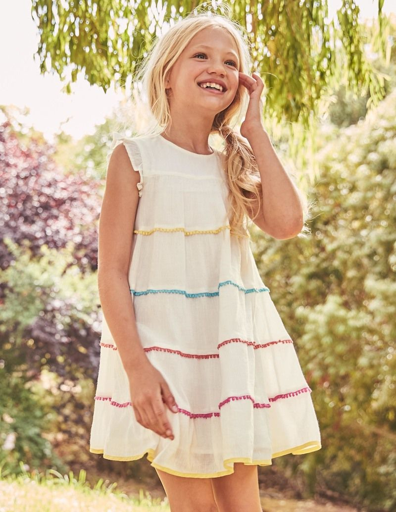 ec4dd42ca Boden vestidos de playa para niña. Summer dresses for girls.