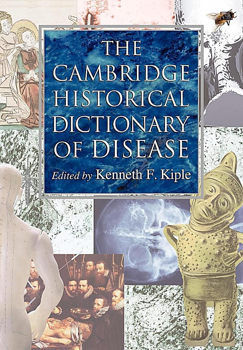 Photo of The Cambridge Historical Dictionary of Disease. . Kartoniert (TB) – Buch