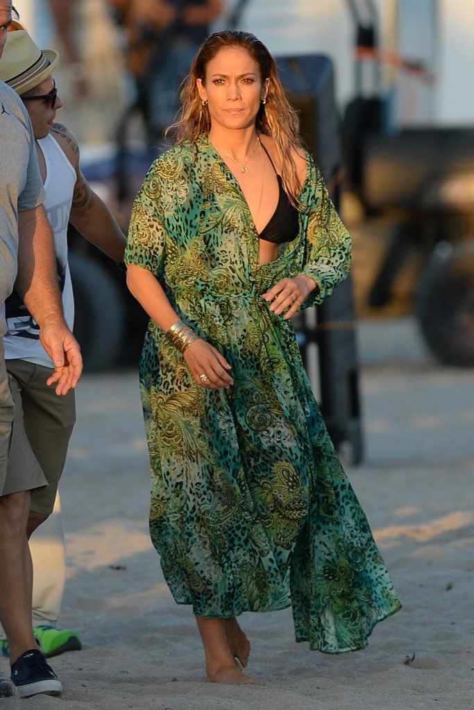 3c26deec7a Sit Back, Relax, and Enjoy These 10 Pictures of Jennifer Lopez ...