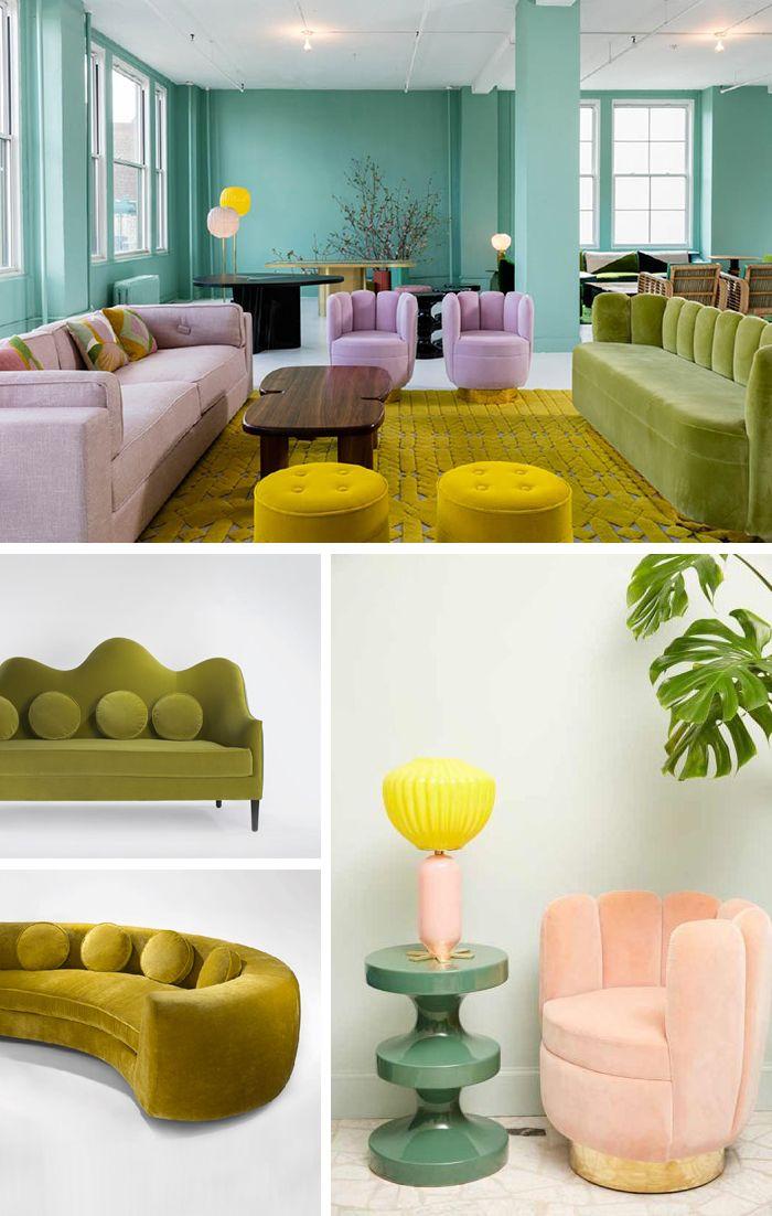Colour Scout Interior Designer India Mahdavi With Images
