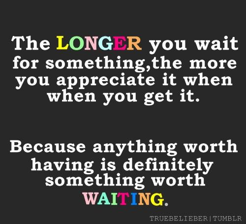 Quotes about patience and love