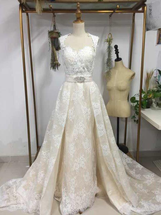 robe de mariée 2 en 1   Robe de mariee, Marie,