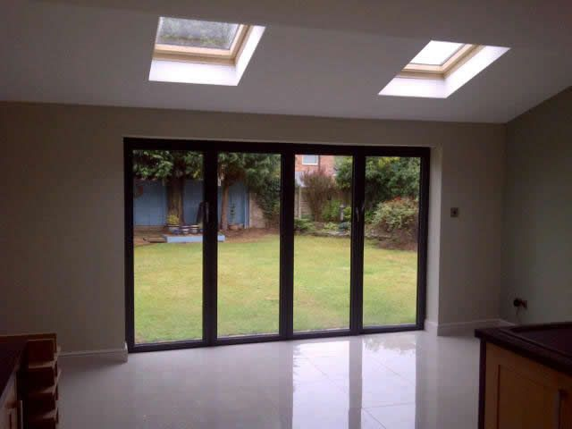Kitchen Extensions With Bifold Doors Google Search Orangeries Pinterest Extensions