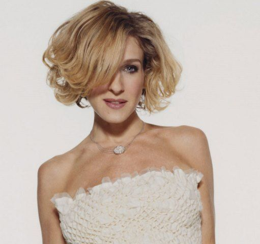 Ta Hair Looks Ths Sarah Jessica Parker Jenny Gr Galleries Short Hair Styles Curly Hair Styles Hair Styles