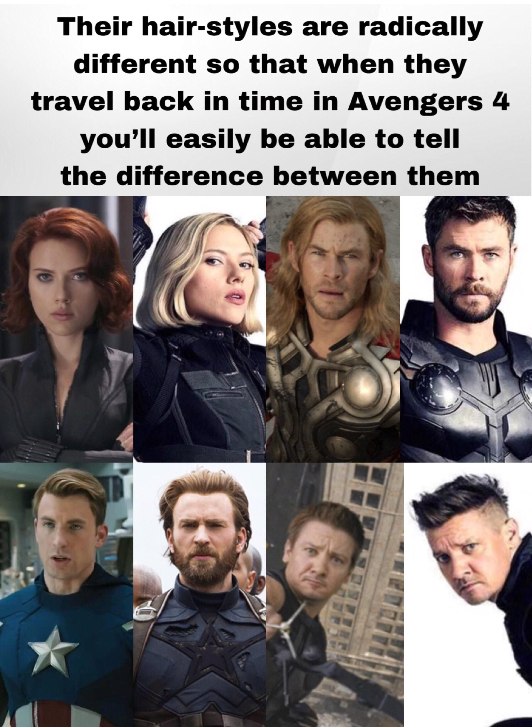 Theory: A reason Marvel changed their looks for Infinity War