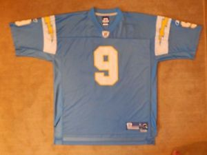 e956de440db San Diego Chargers 9 Drew Brees Reebok Stitched NFL Football Jersey Adult  Sz XL | eBay