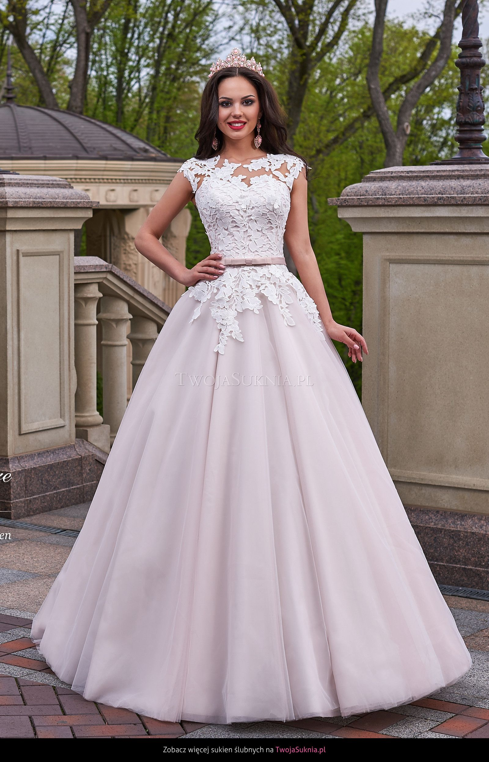 Jasmine Empire - Tamila - Miss Jasmine | suknie ślubne | Pinterest