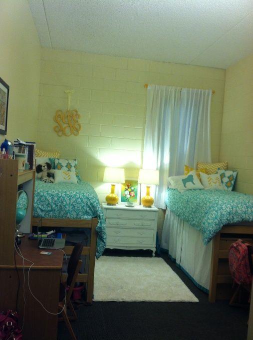 Typical Dorm Room: Cozy Dorm Room, Dorm Room