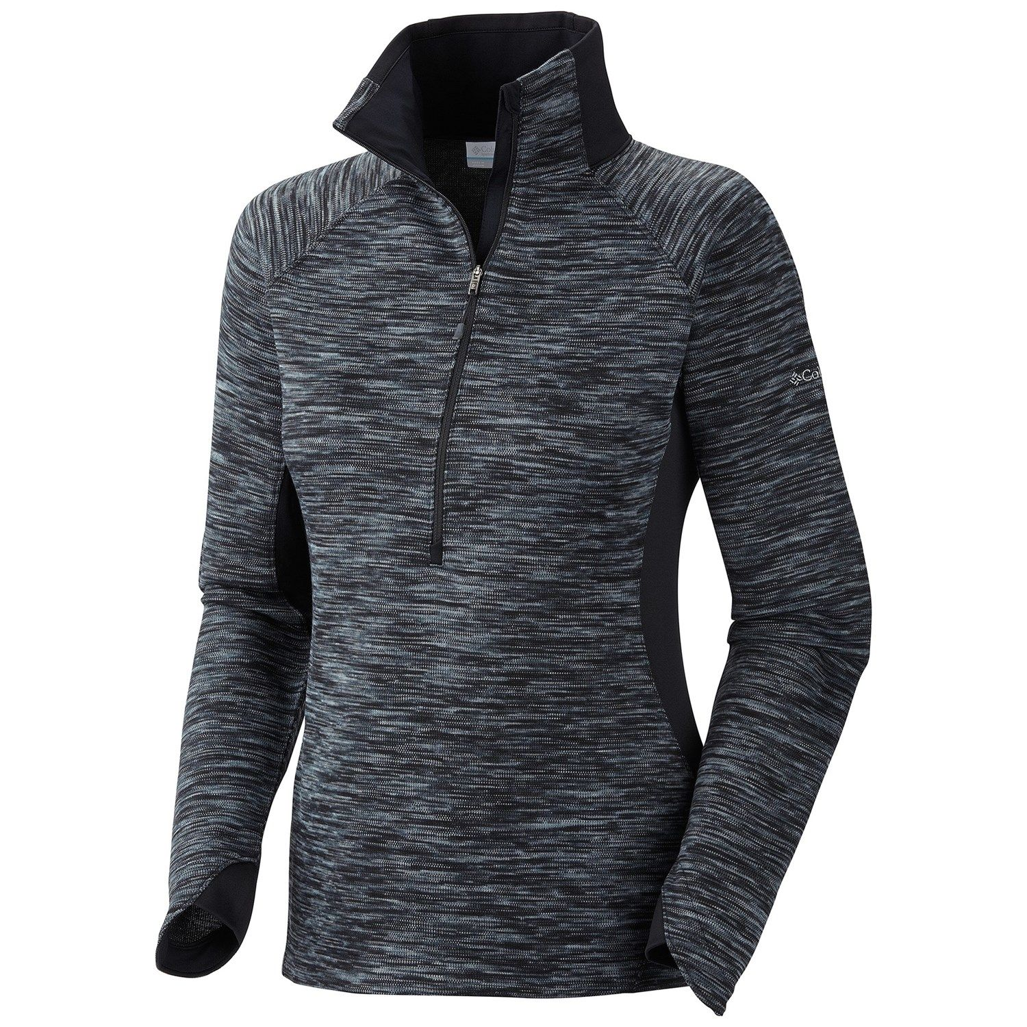 Columbia Sportswear Optic Got It II Fleece Pullover Shirt - Zip ...