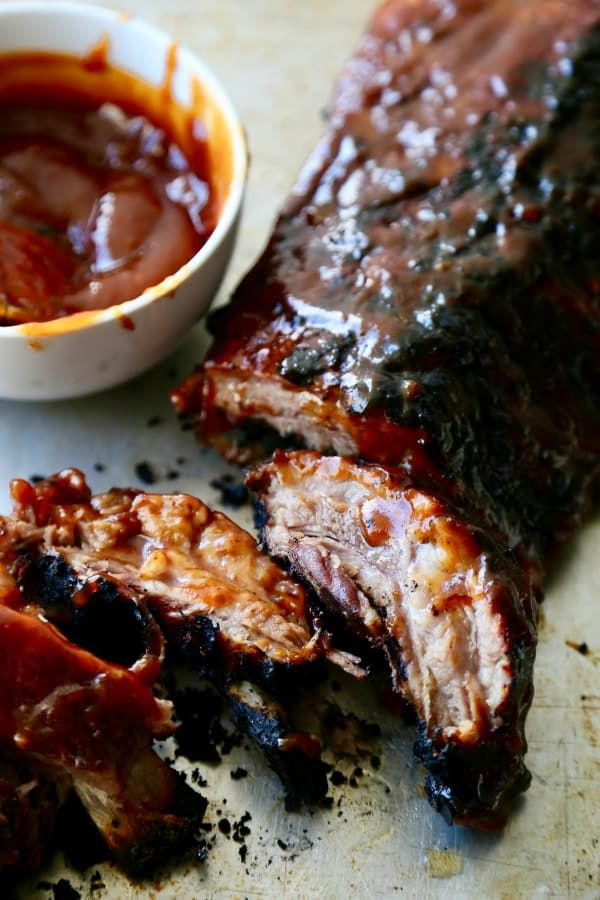 Photo of Sweet and Spicy Pork Ribs