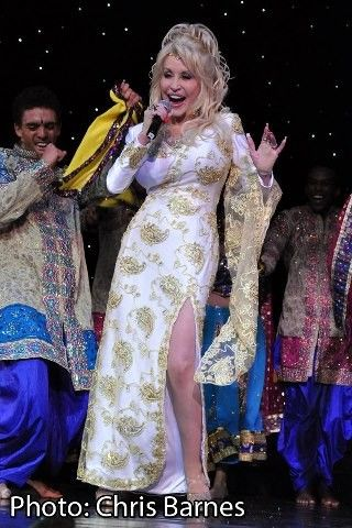 Dolly Parton ...~@ Dollywood...Dolly at the India show opening day @ Dollywood! (03.23.13)