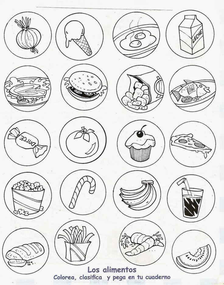 Pin de María Ruffet en Aula   Pinterest   Alimentos, Alimentos ...