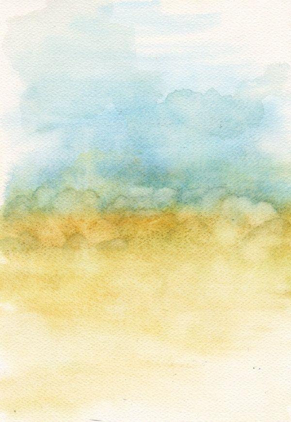Original Art Abstract Watercolor Painting 8x11 by mallalu, $70.00 ...