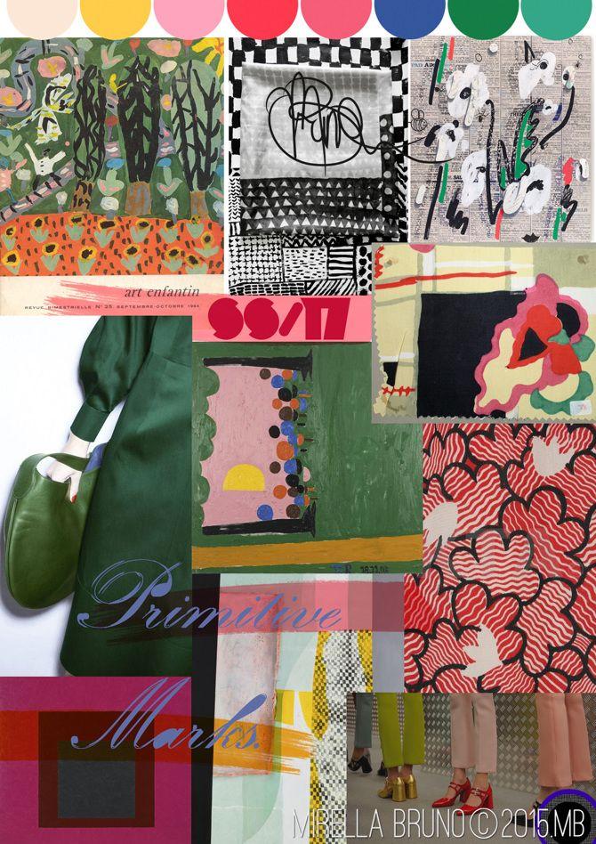 Trends Mirella Bruno Print Graphic Color Inspirations