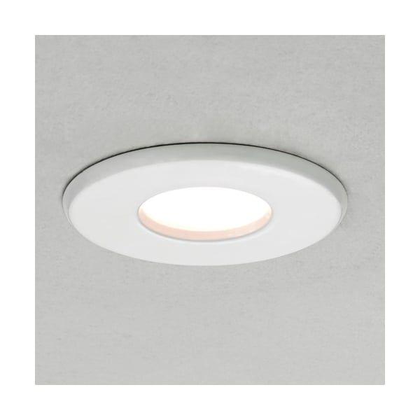 Astro 5547 Kamo 1 Light Low Voltage Ip65 Downlight White 1236001 Downlights Ceiling Lights Lighting