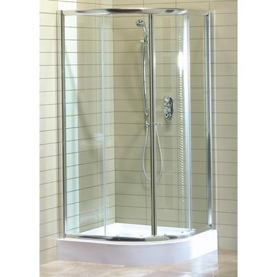 Keystone by MAAX - MAGNOLIA ROUND Acrylic Shower kit - 102887-000 ...