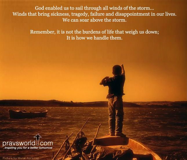 Quotes About Sailing And Life Simple God Enabled Us To Sail Through All Winds Of The Storm… Winds That