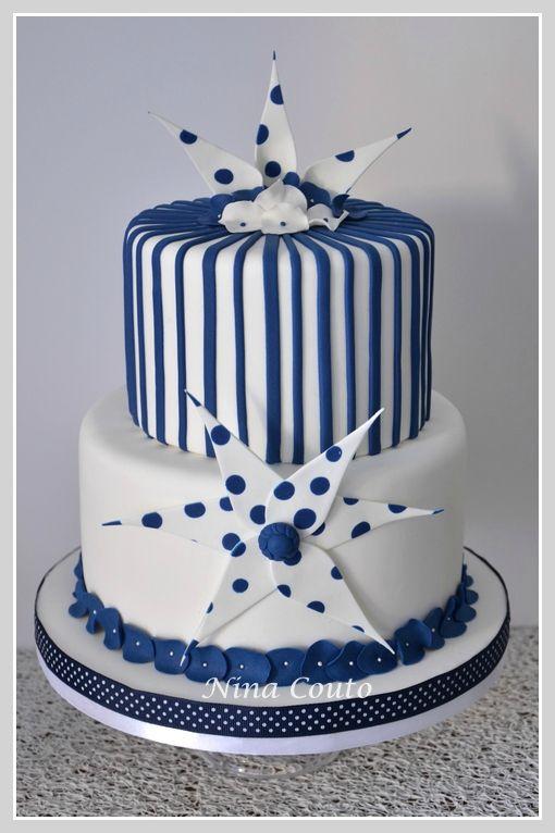gateau anniversaire type wedding cake