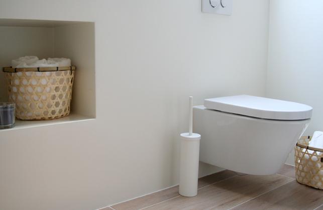 een scandinavische badkamer mini make-over afbeelding | Badkamer ...