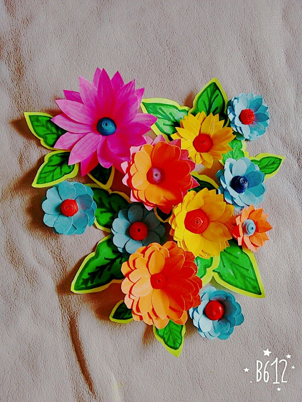 Pin By Pallavi Deb On Paper Flowers Pinterest Flowers
