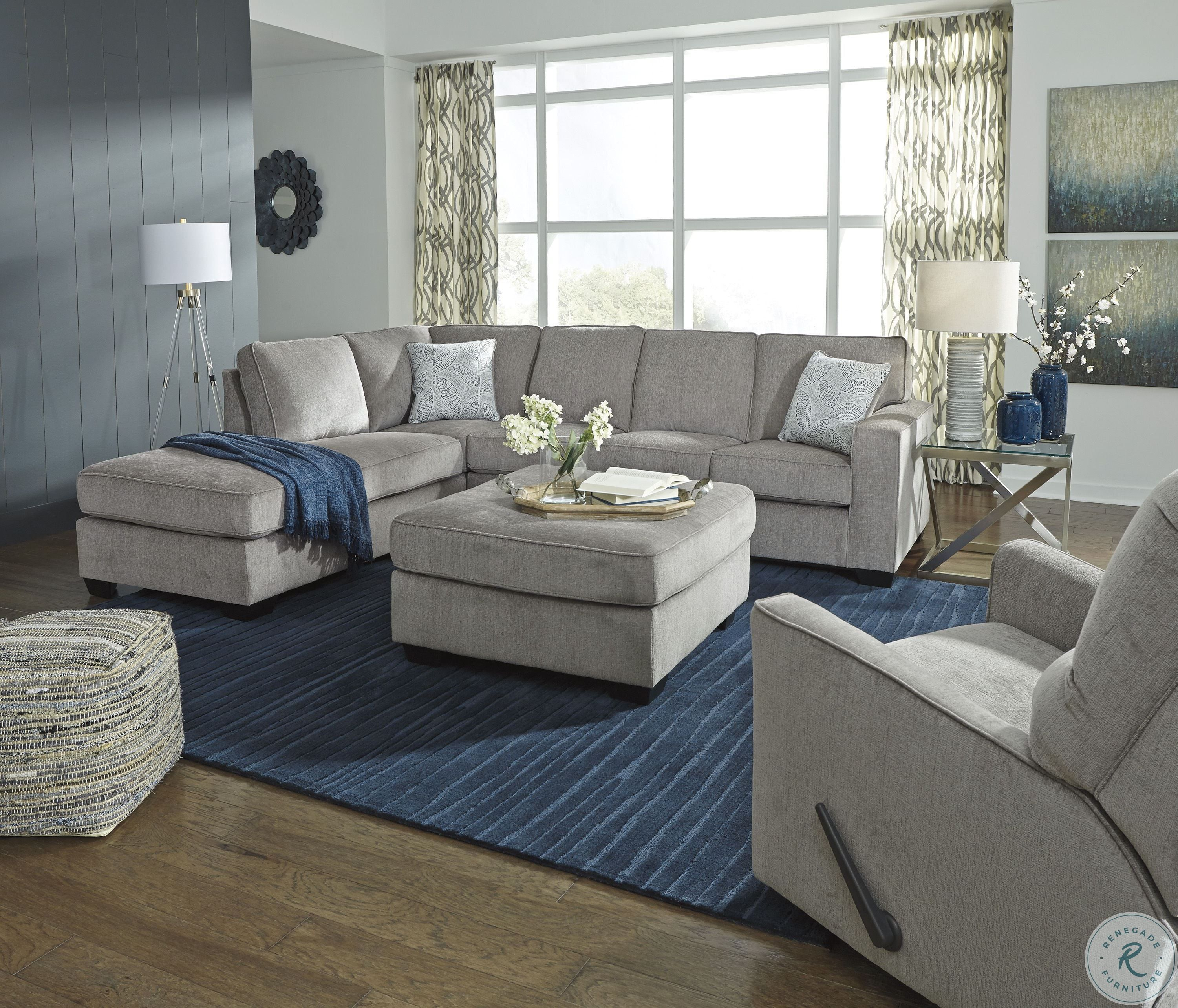 Darcy Stone Laf Sectional Living Room Sectional Furniture Sectional Sofa [ 2568 x 3000 Pixel ]