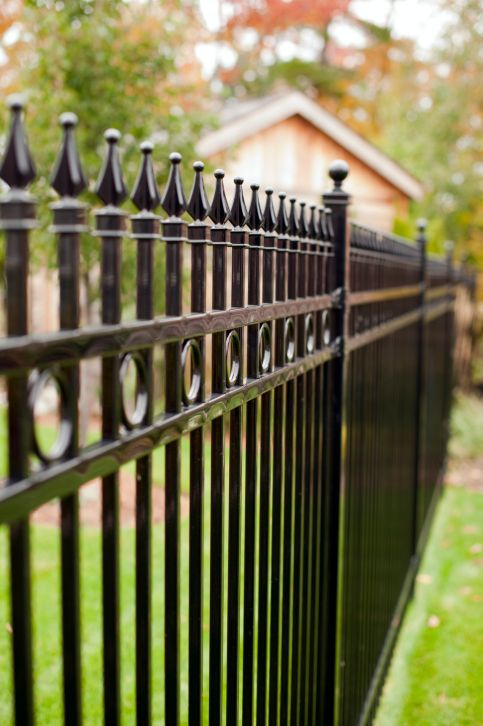 For A Reliable Fence Contractor Contact R Fence Exact Location Is Roosevelt Ny Get In Touch With Our Team At 516 Fence Contractor Fence Builders Iron Fence