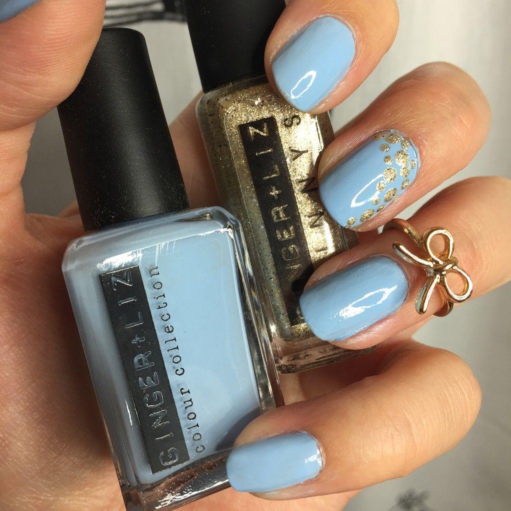 Manicure Monday Ginger + Liz Nail polish, Cruelty free