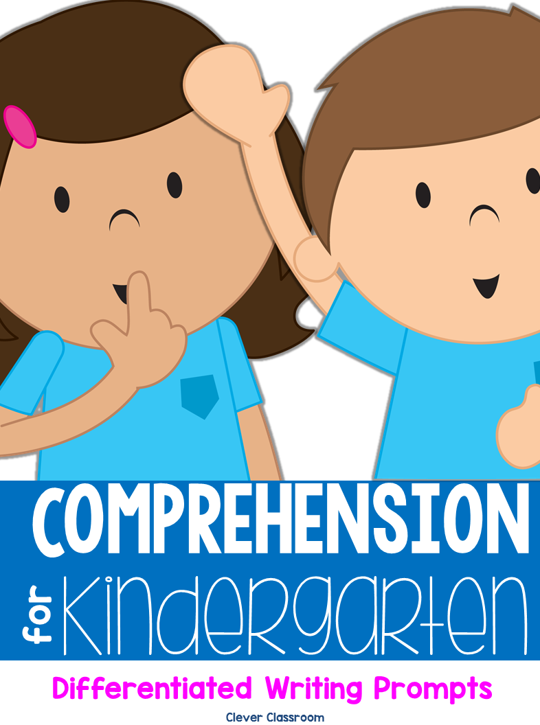 Reading Comprehension | Kindergarten, Reading comprehension and Literacy