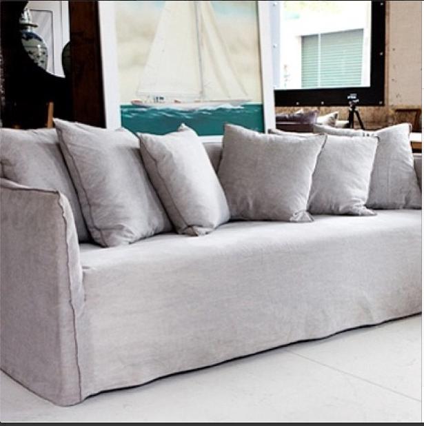 Mcm House Joe Sofa Linen