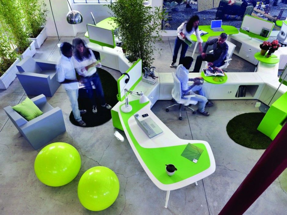 Italian manufacturer tecno have won a 2010 red dot award of high design quality for their beta workplace system of furniture that was designed by