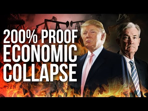 200 Proof Something Will Happen In America Economic Collapse 2020