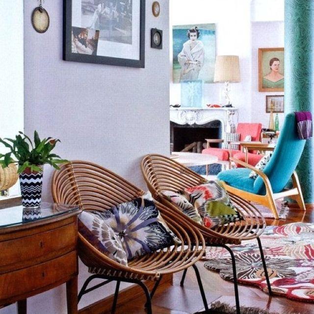 Margherita Missoni Anywhere Chair: Describe Tu Pin...deco