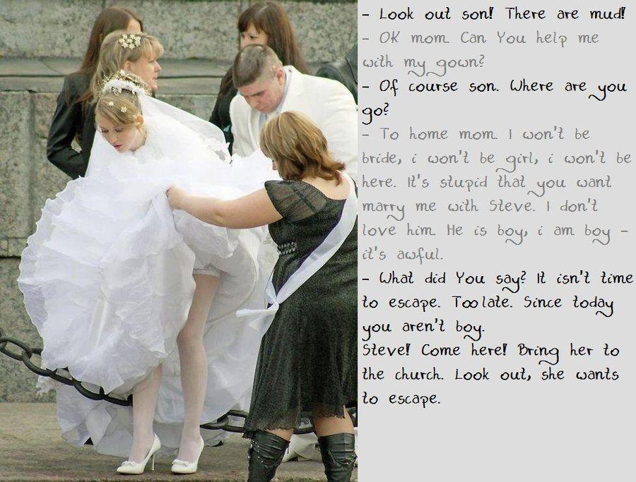 Tg Captions Brides