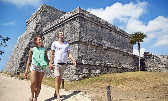 Tulum Mayan Ruins Express: Cozumel, Mexico | honeymoon :) | Tulum