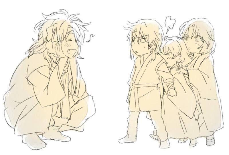 Akatsuki no Yona ~ Especial de Zeno 18/?