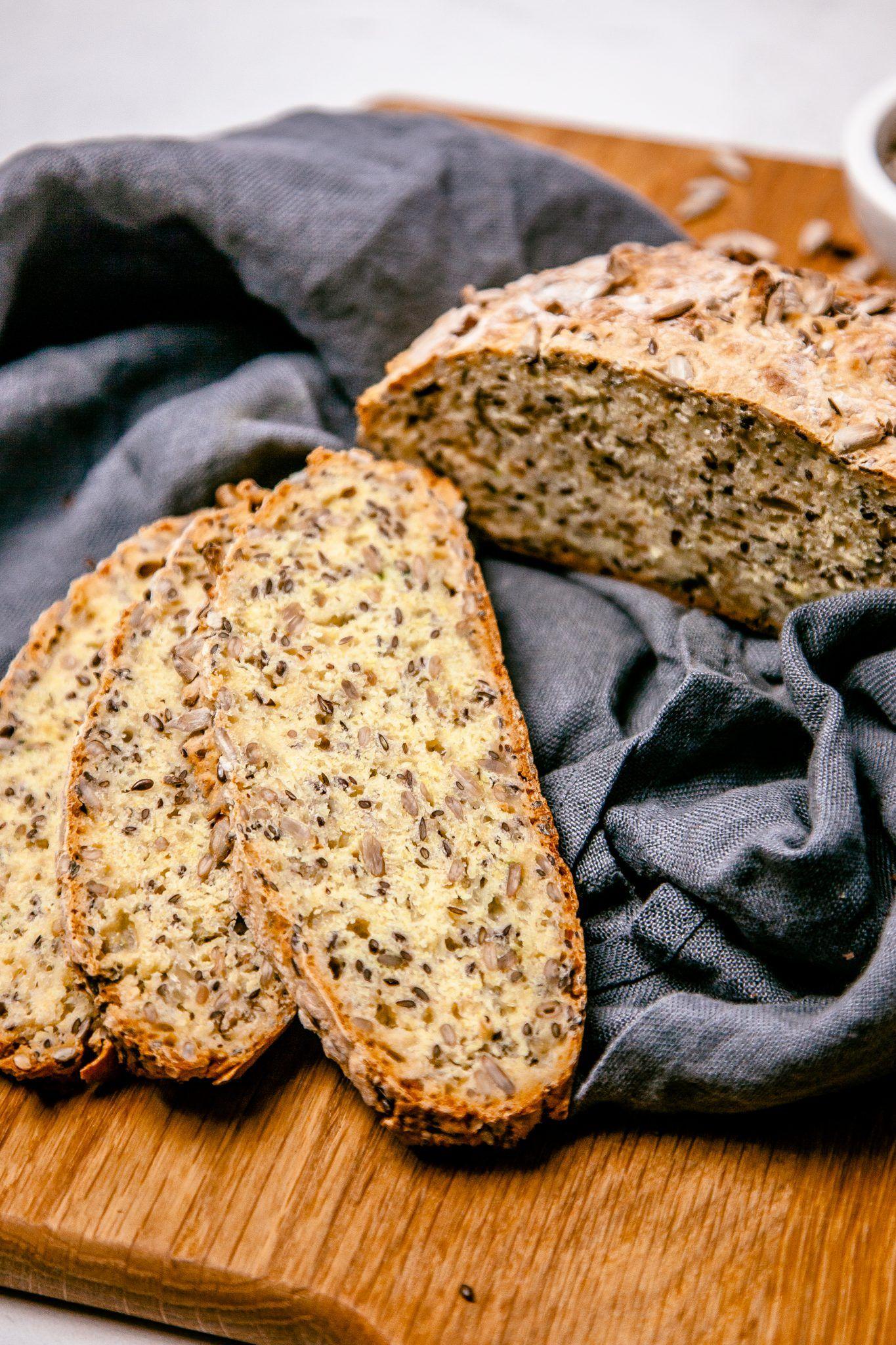 Recipe Easy No Yeast Buttermilk Bread Beastfeast Recipe In 2020 Buttermilk Bread Homemade Bread Bread