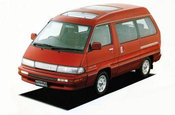 Toyota MasterAce Surf Grand Saloon Twin Moon Roof '08.1988–12.1991