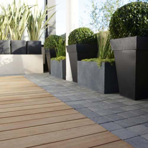 Leroy Merlin En 2019 Terrasse Jardin Terrasse Beton Et